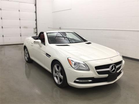 2013 Mercedes-Benz SLK for sale in Waterbury, CT