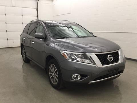 2016 Nissan Pathfinder for sale in Waterbury, CT