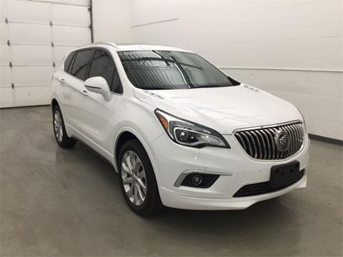 2017 Buick Envision for sale in Waterbury, CT