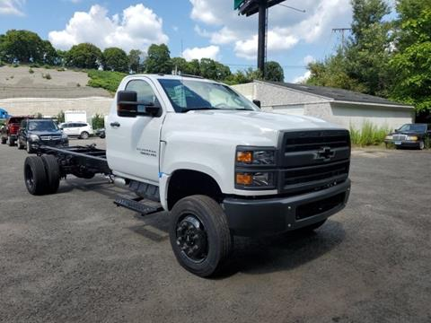 2019 Chevrolet Silverado 6500HD for sale in Waterbury, CT