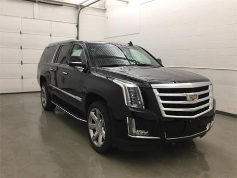 2020 Cadillac Escalade ESV for sale in Waterbury, CT