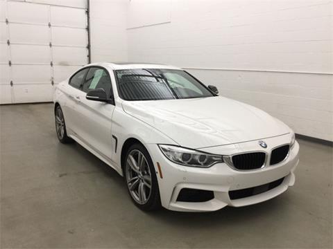 2014 BMW 4 Series for sale in Waterbury, CT