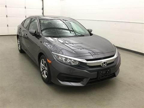 2017 Honda Civic for sale in Waterbury, CT