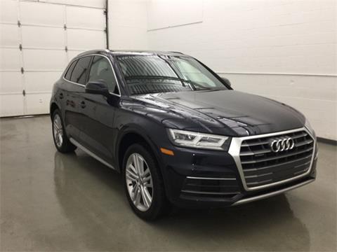2018 Audi Q5 for sale in Waterbury, CT