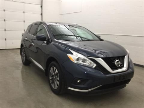 2017 Nissan Murano for sale in Waterbury, CT