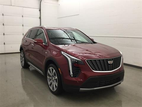 2020 Cadillac XT4 for sale in Waterbury, CT
