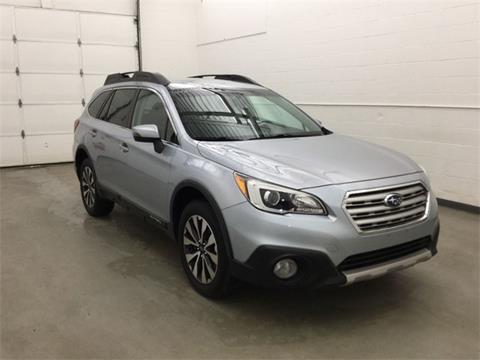 2016 Subaru Outback for sale in Waterbury, CT