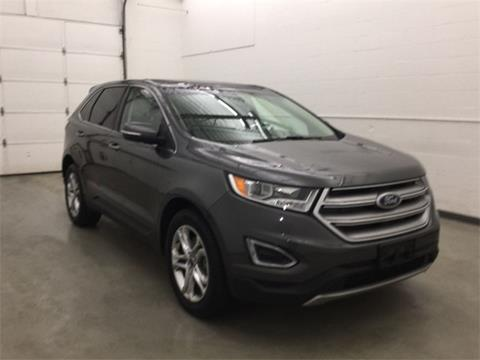 2017 Ford Edge for sale in Waterbury, CT