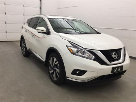 2018 Nissan Murano for sale in Waterbury, CT