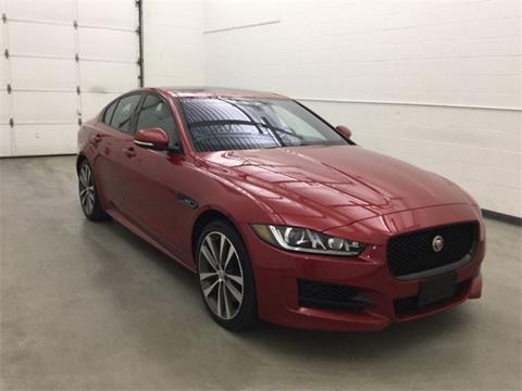 2017 Jaguar XE for sale in Waterbury, CT