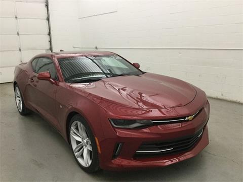 2018 Chevrolet Camaro for sale in Waterbury, CT
