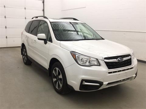 2017 Subaru Forester for sale in Waterbury, CT