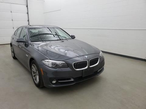 2016 BMW 5 Series for sale in Waterbury, CT