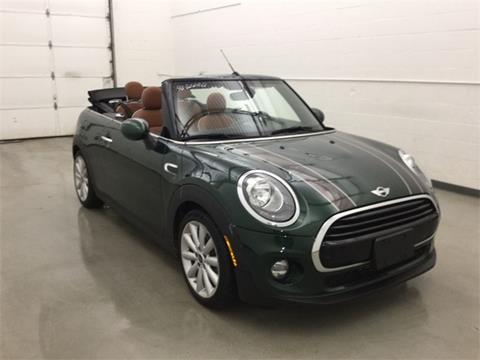 2017 MINI Convertible for sale in Waterbury, CT