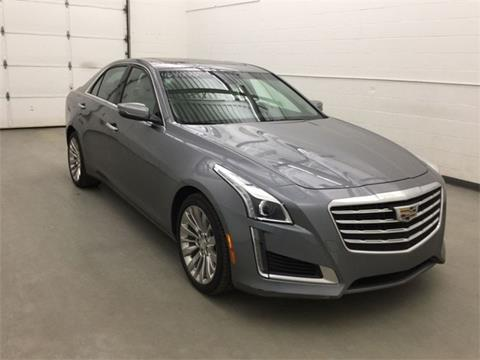 2018 Cadillac CTS for sale in Waterbury, CT