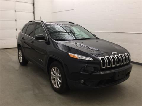 2016 Jeep Cherokee for sale in Waterbury, CT