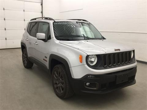 2016 Jeep Renegade for sale in Waterbury, CT