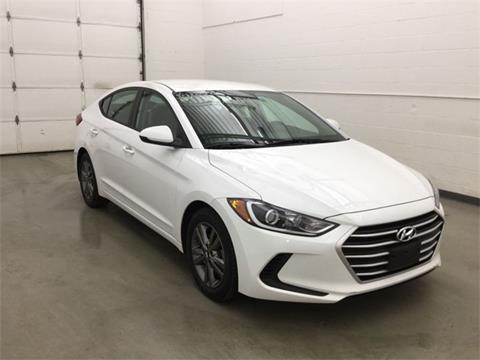 2017 Hyundai Elantra for sale in Waterbury, CT