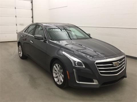 2016 Cadillac CTS for sale in Waterbury, CT