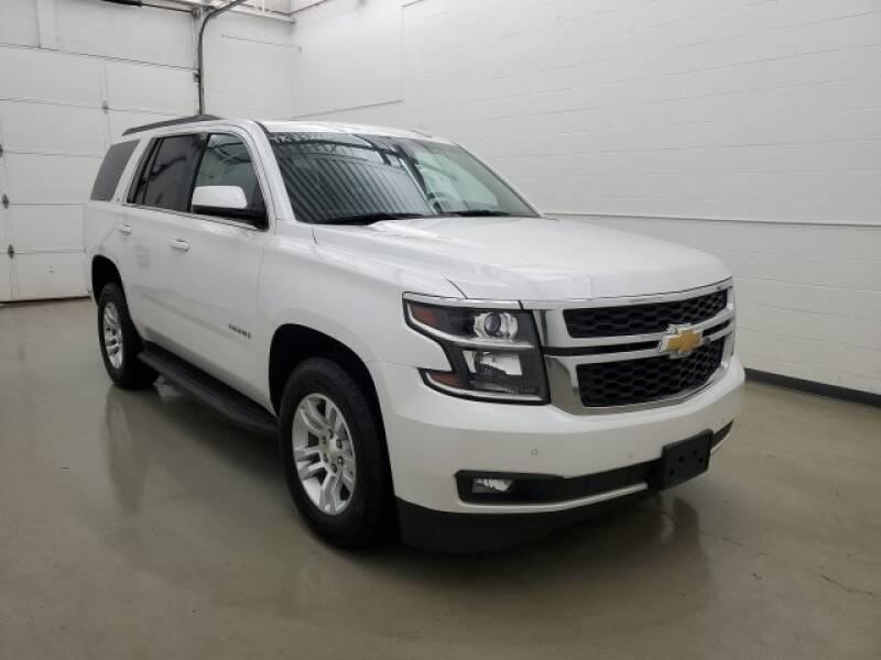 2016 Chevrolet Tahoe LT (image 1)