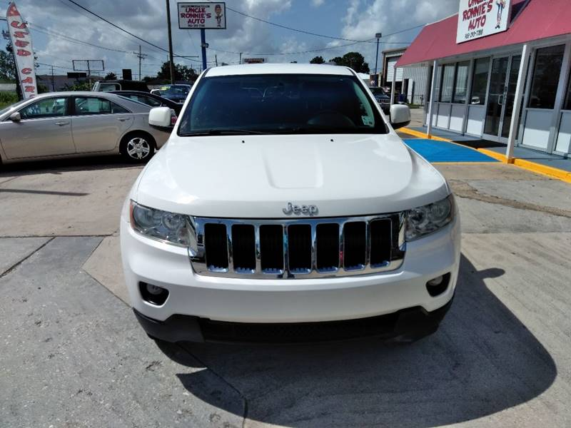 2011 Jeep Grand Cherokee for sale at Uncle Ronnie's Auto LLC in Houma LA