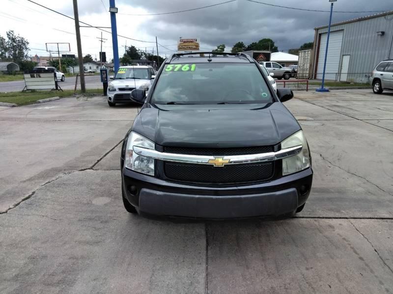 2006 Chevrolet Equinox For Sale At Uncle Ronnieu0027s Auto LLC In Houma LA