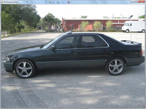 Acura Legend For Sale In Duluth MN Carsforsalecom - 1995 acura legend for sale