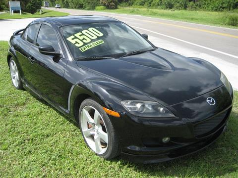 High Quality 2005 Mazda RX 8 For Sale In Sarasota, FL