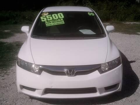 2009 Honda Civic for sale in Sarasota, FL