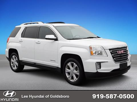 2016 GMC Terrain for sale in Goldsboro, NC