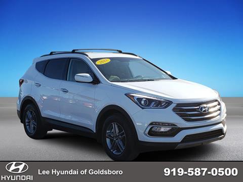 2018 Hyundai Santa Fe Sport for sale in Goldsboro, NC