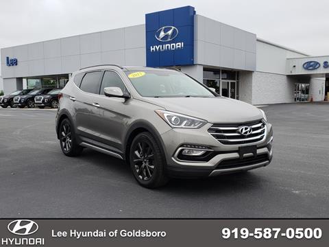 2017 Hyundai Santa Fe Sport for sale in Goldsboro, NC