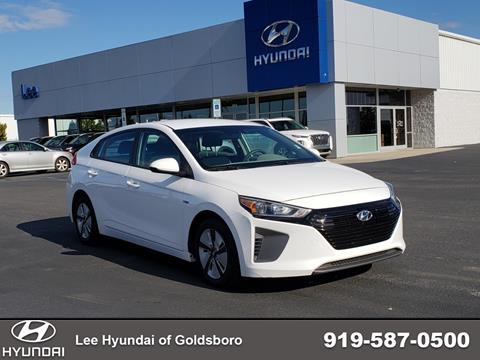 2017 Hyundai Ioniq Hybrid for sale in Goldsboro, NC