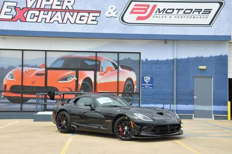 2017 Dodge Viper For Sale in Plymouth Meeting, PA - Carsforsale.com®