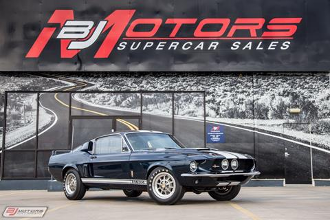 1967 Ford Shelby GT350 for sale in Tomball, TX