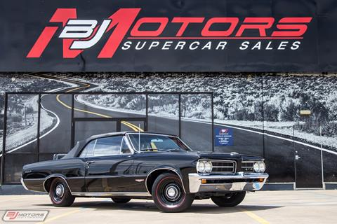 1964 Pontiac Le Mans for sale in Tomball, TX