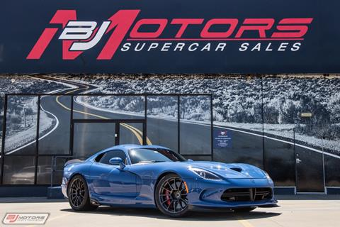 Used 2015 Dodge Viper For Sale In Midland Tx Carsforsale Com