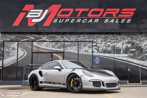 2016 Porsche 911 for sale in Tomball, TX