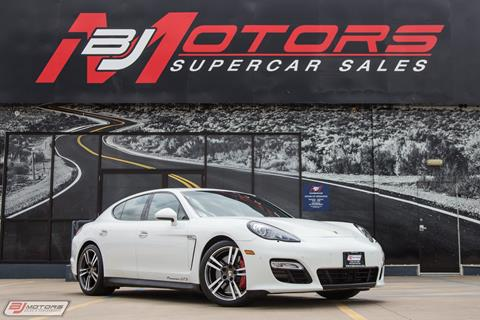2013 Porsche Panamera for sale in Tomball, TX