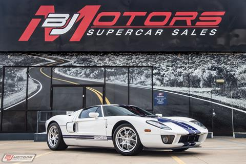 2005 Ford GT for sale in Tomball, TX