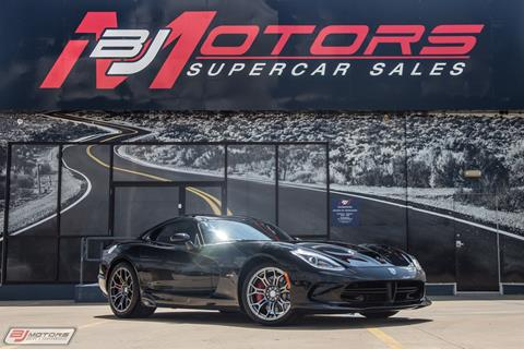 2014 Dodge SRT Viper for sale in Tomball, TX