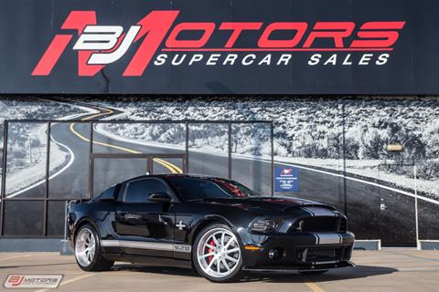 2014 Ford Shelby GT500 for sale in Tomball, TX