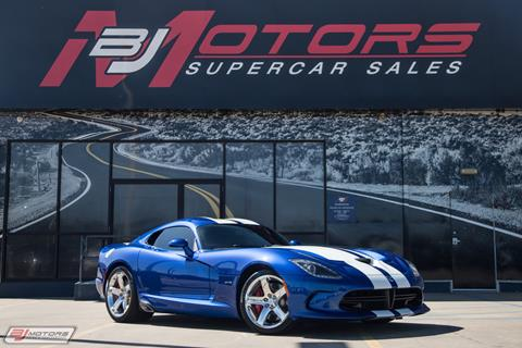 2013 Dodge SRT Viper for sale in Tomball, TX