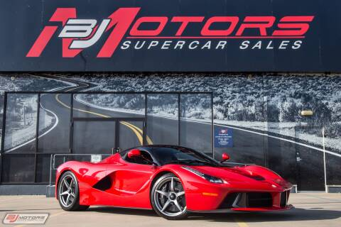 2014 Ferrari LaFerrari for sale in Tomball, TX