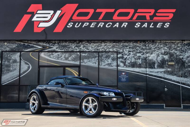2001 Chrysler Prowler for sale at BJ Motors in Tomball TX