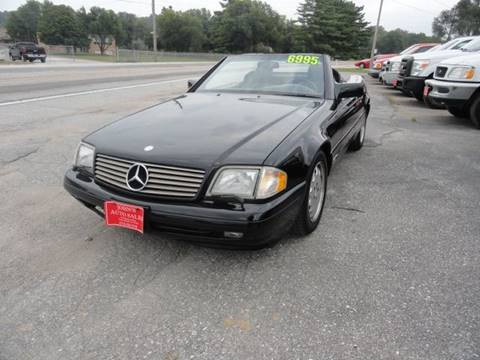 1996 Mercedes-Benz SL-Class for sale in Council Bluffs, IA