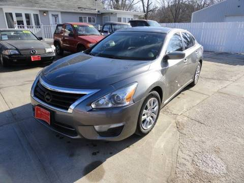 2015 Nissan Altima for sale in Council Bluffs, IA
