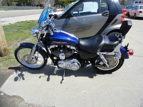 2006 Harley-Davidson XL1200C for sale in Council Bluffs, IA