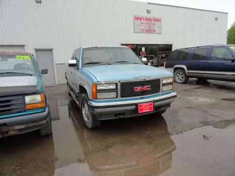 1993 GMC Sierra 1500 for sale in Council Bluffs, IA