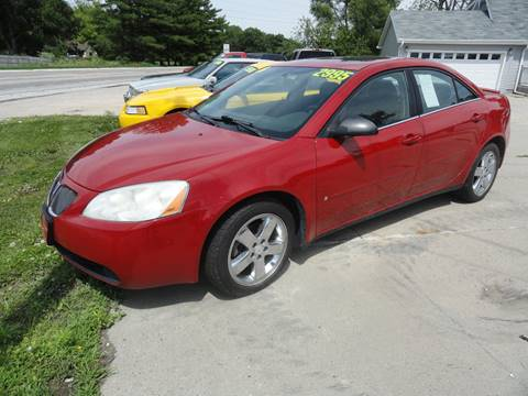 2006 Pontiac G6 for sale in Council Bluffs, IA